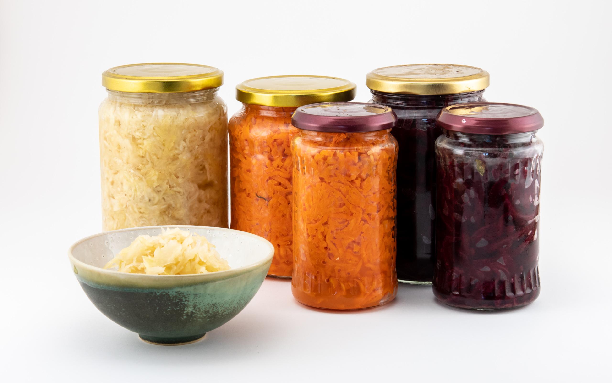 Fermentált biozöldségek: káposzta, répa, cékla - Rózsa Imre biogazda