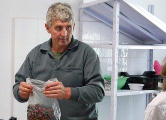 BioRózsa: Rózsa Imre biotermelő az Újpesti Biopiacon